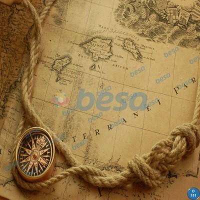 Harita - Saat - Pusula