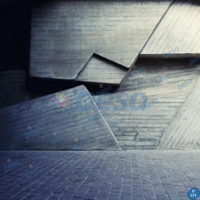 Taş Duvar - Rölief